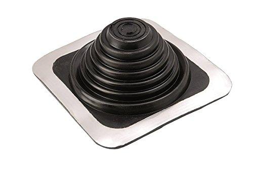 Preisvergleich Produktbild Gummiflansch Dachentlüftung Entlüftungssystem DN110 160 9 2400 110 00 06 00