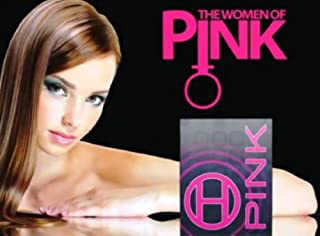 Pink - Revolutionary Energy Drink For Today's Woman - 100% Natural - NO CRASH - (30 Individual Servings) Try It..Feel It...Share It... by bHIP Global