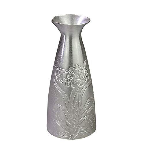 U/D Tetera de Plata Sterling Silver Decanter Dispensador de Vino Decantador de Vino Sterling Silver Sake Sake Cup Jarra Caliente Mjzhxm