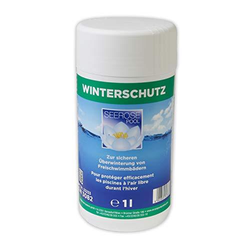 Seerose Winterschutzmittel 1 Liter schaumfrei Überwinterung Pool