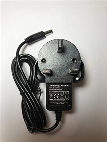 Price comparison product image 7.5V Mains AC Adaptor Bremshey for Orbit Control HRE Elliptical Cross Trainer