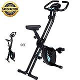 Heimtrainer Heimtrainer Faltbar Fitness Equipment Aufrecht Gym Cycle undFalttrainerfür Heimtraining und Cardio