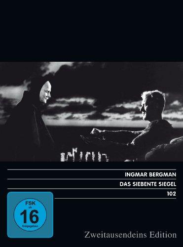 Das siebente Siegel. Zweitausendeins Edition Film 102.