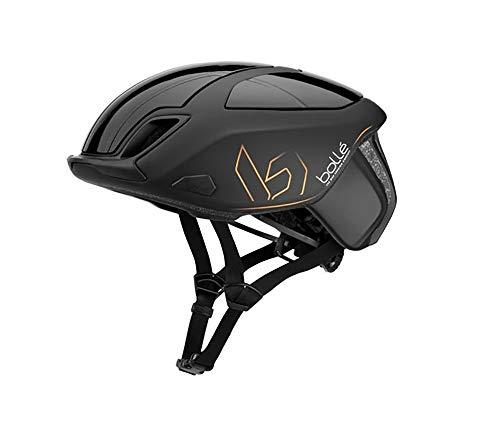 Bolle One Premium - Casco de bicicleta aerodinámica, color negro mate y...