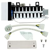 Siwdoy 4317943 Refrigerator Ice Maker Kit Compatible with Whirlpool Kenmore Refrigerators Replaces 4317943R