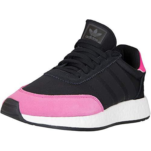 Adidas I-5923 Iniki Sneaker Trainer (45 1/3 EU, Black/pink)
