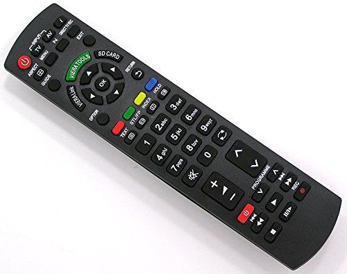 Ersatz Fernbedienung für Panasonic N2QAYB000420 Fernseher TV Remote Control / 045 / Neu