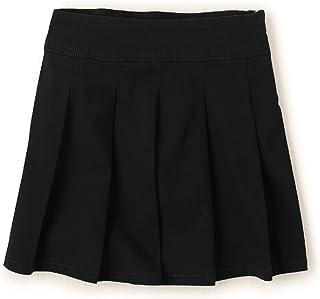 The Children's Place girls Uniform Pleated Skort School Uniform Skort