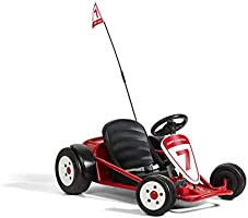 Radio Flyer Ultimate Go-Kart, 24 Volt Outdoor Ride On Toy Ages 3-8 940Z Model