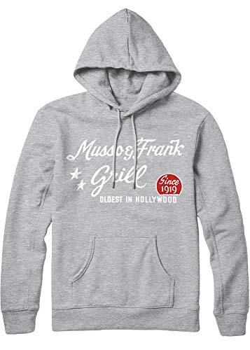 HYPSHRT Heren Hoodie OUAT in Hollywood Musso & Frank Grill C1000016