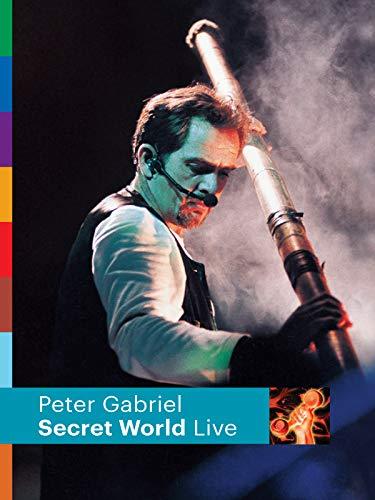 Peter Gabriel - Secret World Live [OV]