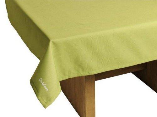 Nappe de Table Outdoor Saint Tropez Apple Table de Table Lavable 140 x 240 cm