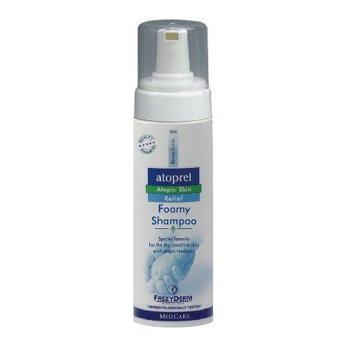 Frezyderm atoprel schuimige shampoo