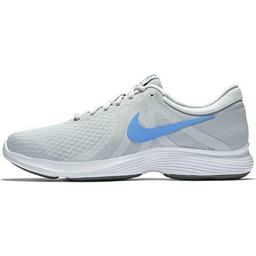 Nike Revolution 4 Sneaker in Übergrößen Grau AJ3491 013 große Damenschuhe, Größe:44