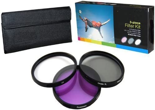 high quality PLR Optics 72MM High Resolution 3-piece Filter Set (UV, Fluorescent, Polarizer) For The Nikon D5300, popular D5000, D3000, D3200, D5100, online sale D5200, D3100, D7000, D7100, D4, D800, D800E, D600, D610, D40, D40x, D50, D60, D70, D80, D90, D100, D200, D300, D3, D3S, D700, Digital SLR Cameras sale