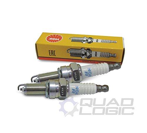 Polaris Ranger ACE General Sportsman 570 900 1000 Spark Plugs (NGK MR7F) PAIR