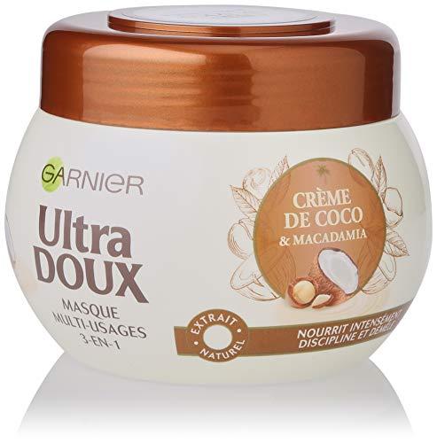 Garnier Ultra Doux Masque Lait de Coco Macadamia 300 ml