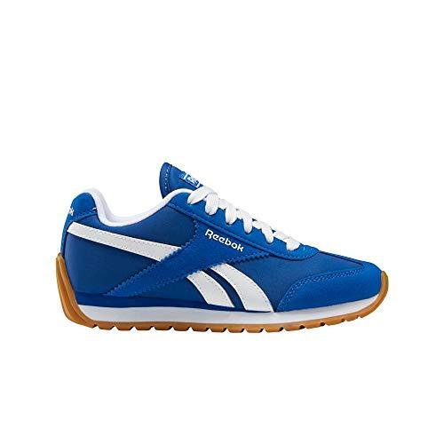 Reebok Royal CL Check Varsity, Zapatillas de Running Unisex niños, VECBLU/BLANCO/RBKG03, 36 EU