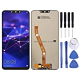 CHENGUANGLONG Guanlong Écran de rechange LCD et numériseur pour Huawei Mate 20 Lite/Maimang 7 Noir