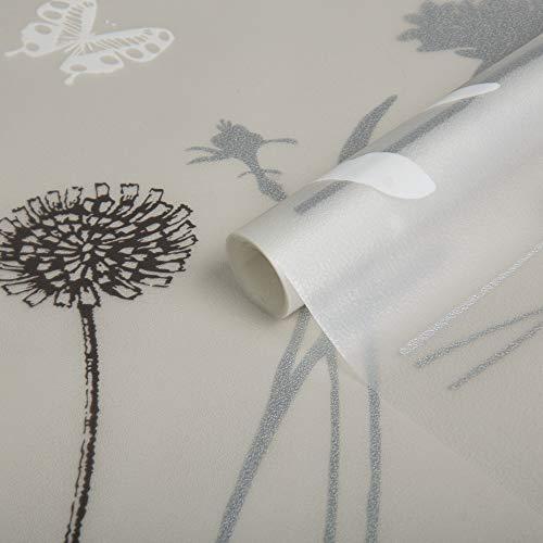 d-c-fix, Premiumfolie, Desigm Blossom, Rolle 45 cm x 150 cm, statisch haftend