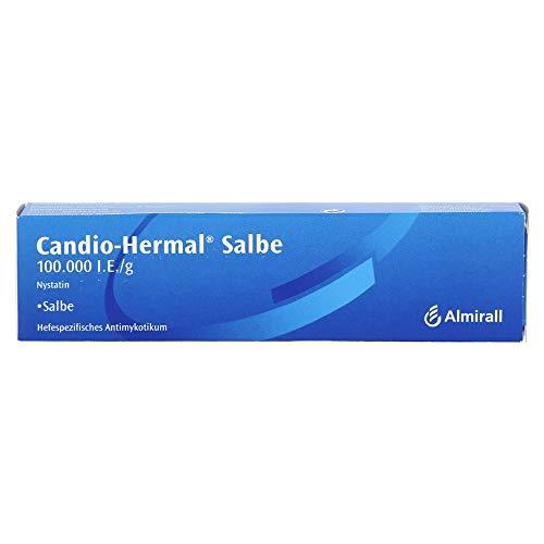 Candio-Hermal Salbe hefespezifisches Antimykotikum, 50 g Salbe