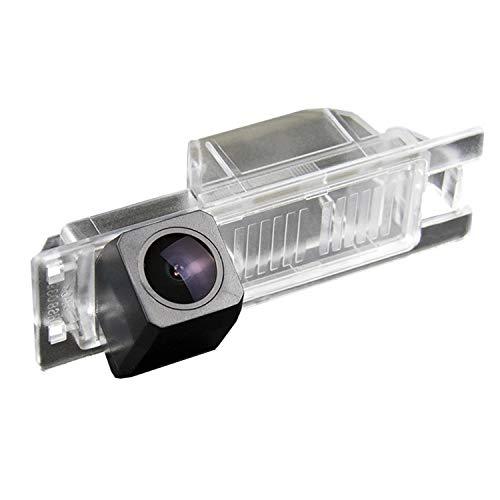 Misayaee Caméra De Recul Couleur Vision Nocturne Voiture Camion pour Astra H/Corsa D/Meriva A/Vectra C/Zafira B, Grande /Alfa Romeo Giulietta/Alfa Romeo 159/ 500L/ Nuovo Doblo