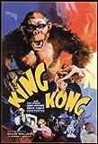 King Kong 1933 – Film Poster Plakat Drucken Bild – 43.2