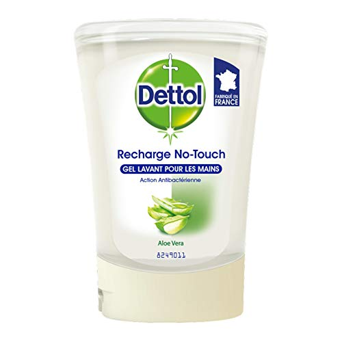 DETTOL NAVULLING NO TOUCH 250 ML ALOE VERA BC 2888 (10)