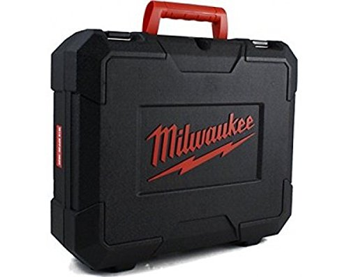 Milwaukee M12 Strong Twin Carry Case for M12BPD Combi Drill and M12BID Impact Driver