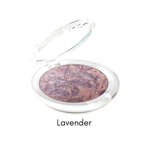 Ageless Derma Baked Mineral Makeup Eye Shadow-Vegan Eyeshadow (Lavender)