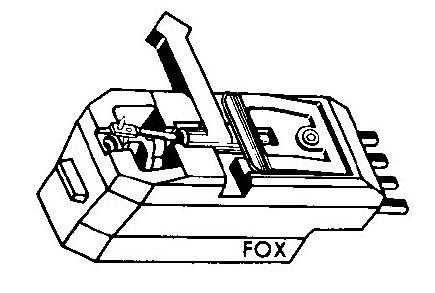 FONOCAPSULA CERAMICA FOX 2159 ZST