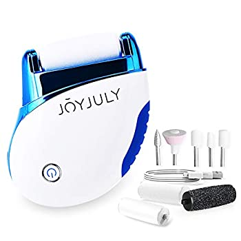 Feet Callus Remover Rechargeable Foot File Pedicure Tool,Removes Dry Dead Hard Cracked Skin Calluses Foot Care Tool for Soft Smooth Feet Blue