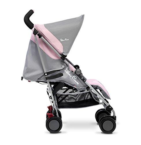 Silver Cross - Silla de paseo pop 2 sx2029.pg rosa