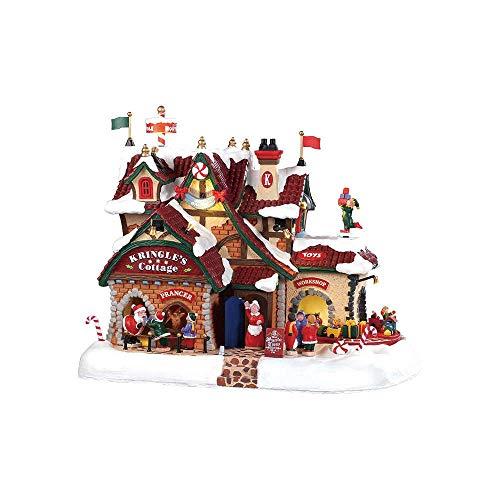 Our Tiny House Lemax 95473 Beleuchtetes Porzellan Weihnachtshaus Unser kleines Haus Neu 2019
