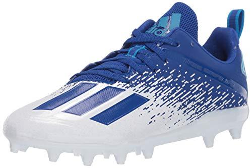 adidas Men's FBG57 Football Shoe, Team Royal Blue/Team Royal Blue/White, 11