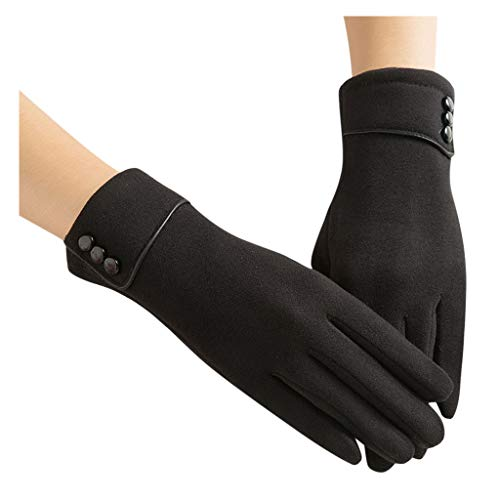Winter Gloves,Cold Weather Windproof Thermal Touchscreen Gloves Men Women For Cycling Running Outdoor Activities