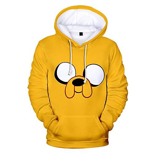 Sudadera con Capucha Adventure Time Sudadera con Capucha Finn and Jake