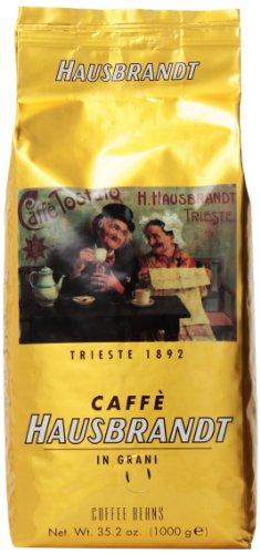 Hausbrandt Espresso Kaffee - Nonetti 1000g Bohne