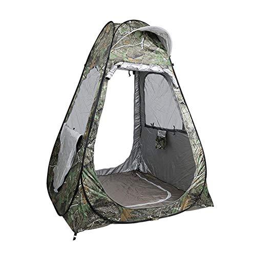 Caiyin Tragbares Pop-up-Zelt, Strandcamp, Camping-Toilettenzelt, Privates Duschzelt Tragbar, Für Das Ankleiden Im Freien Badetoilette