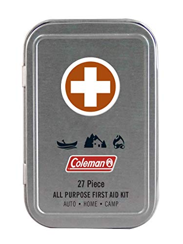 Coleman All Purpose Mini First Aid Kit - 27 Pieces