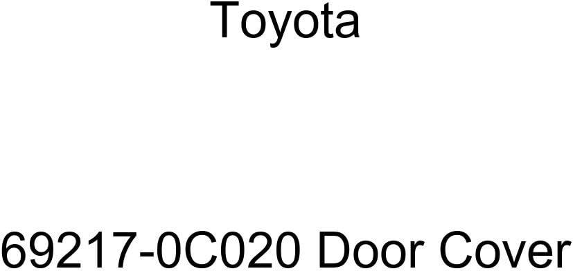 Excellent Genuine Toyota 69217-0C020 Cover Arlington Mall Door