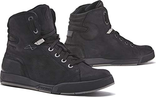 Forma Sneaker für Motorrad, Swift DRY WP, Schwarz T42