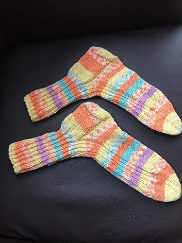 Handgestrickte/Socken/selbstgestrickte Gr. 36/37