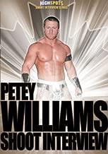 Petey Williams Shoot Interview Wrestling DVD-R