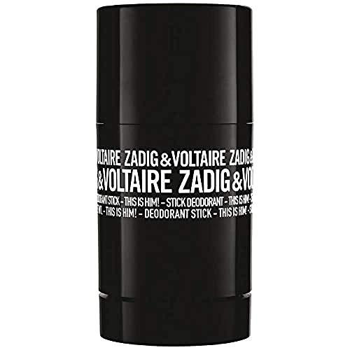 Zadig & Voltaire This is Him homme/man Deodorantstift, 1er Pack (1 x 75 g)
