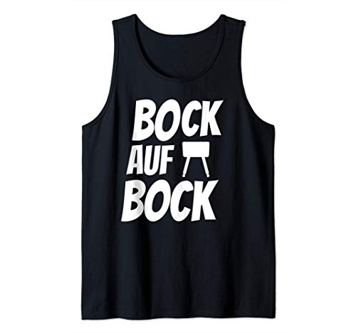 Bock Auf Bock Turnen Tank Top