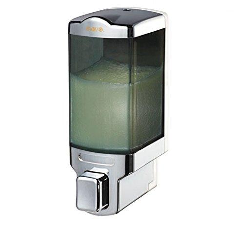 JXXDDQ Un Cabezal Manual Marco al jabón Botellas de jabón de baño del Hotel Ducha Baño Caja de Doble Cabeza de dispensador de jabón
