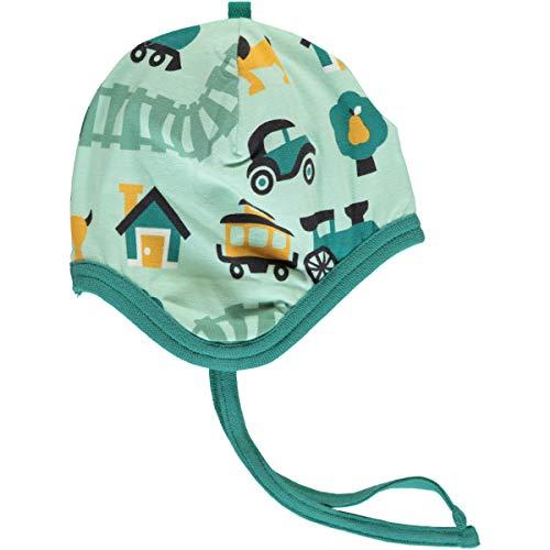 Maxomorra Baby Hat Helmet Velour Old Town 48/50