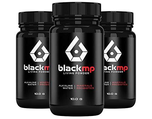 BlackMP Living Powder - 3 Pack