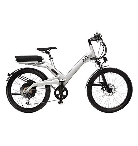 Obree - hoogwaardige elektrische fiets, 36 V Power Pedelec, bandenmaat 24 inch (56,4 cm)